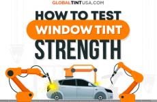 How to Test Window Tint Strength featured image
